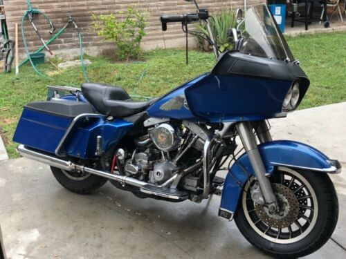 1981 Harley-Davidson Touring Blue for sale