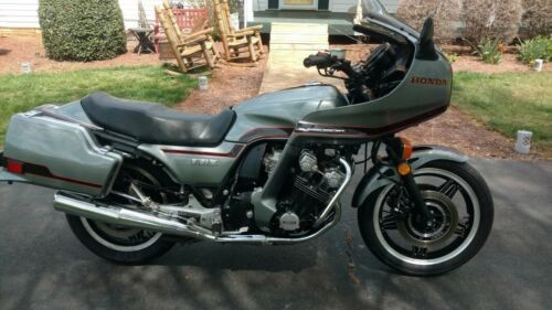 1981 Honda CBX Gray for sale craigslist
