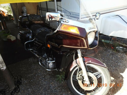1981 Honda Gold Wing Brown for sale