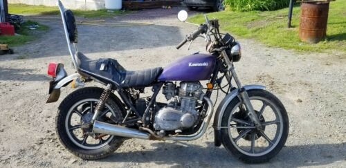 1981 Kawasaki Other Purple for sale
