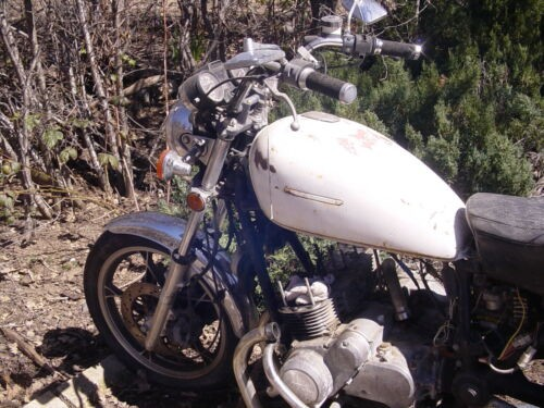 1981 Suzuki Motocycle 850 Black for sale craigslist