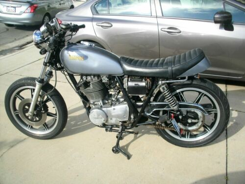 1981 Yamaha Other Gray craigslist