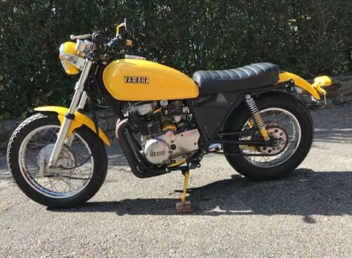 1981 Yamaha Other Yellow for sale