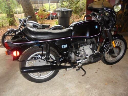 1982 BMW R-Series Black craigslist