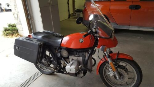 1982 BMW R-Series Red for sale