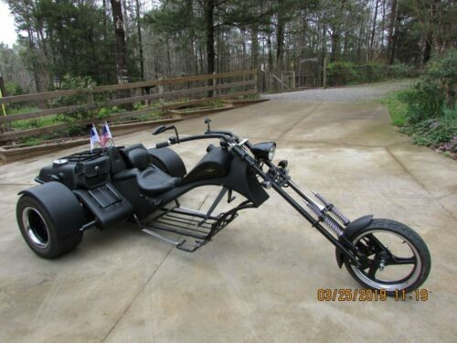 1982 Custom Built Motorcycles Other Black for sale