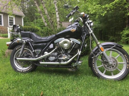 1982 Harley-Davidson Other Black for sale craigslist