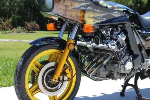 1982 Honda CBX AIRBRUSH METALLIC for sale