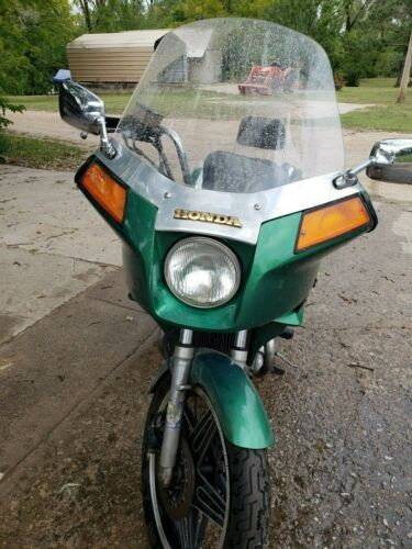 1982 Honda Honda Green for sale craigslist