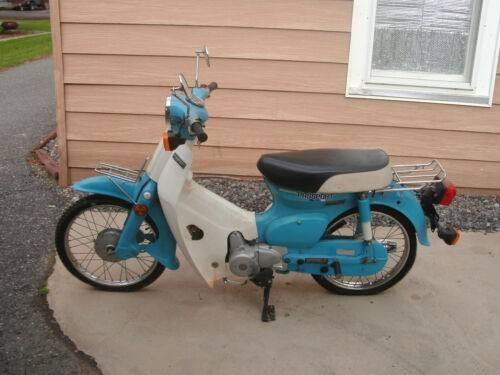 1982 Honda Passport Blue/White craigslist