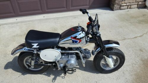 1982 Honda Z50R Chrome for sale