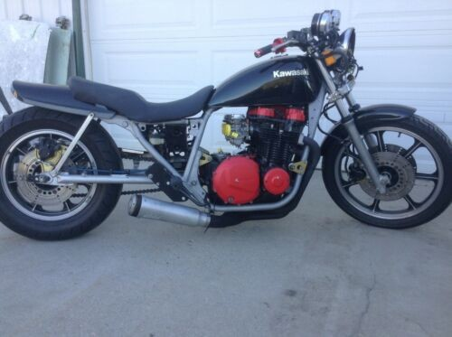 1982 Kawasaki KZ1000 Black for sale craigslist