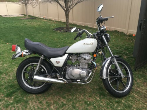 1982 Kawasaki Other White for sale