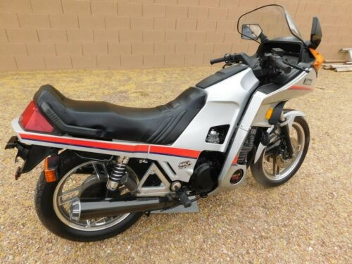 1982 Yamaha XJ650LJ Seca Turbo Silver for sale craigslist