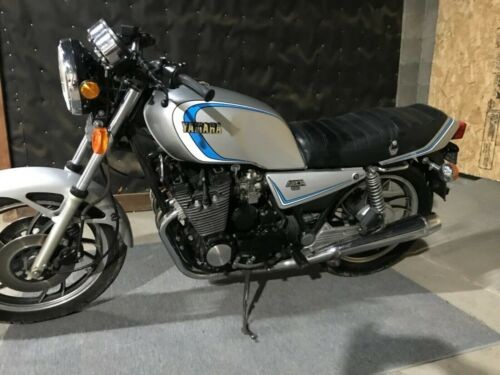 1982 Yamaha XJ650R Seca Silver for sale