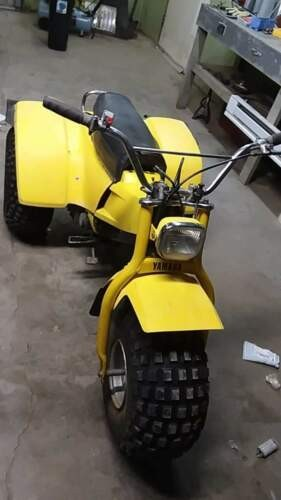 1982 Yamaha Yt 125 Yellow for sale craigslist