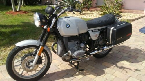1983 BMW R-Series Silver for sale