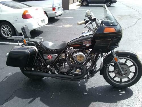 1983 Harley-Davidson FXR Black for sale