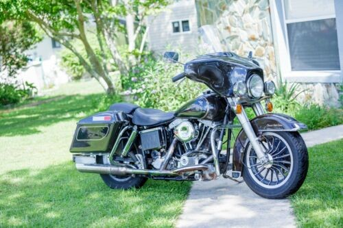 1983 Harley-Davidson King of the Road FLH Black for sale craigslist