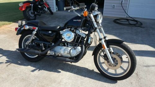 1983 Harley-Davidson Sportster Black for sale
