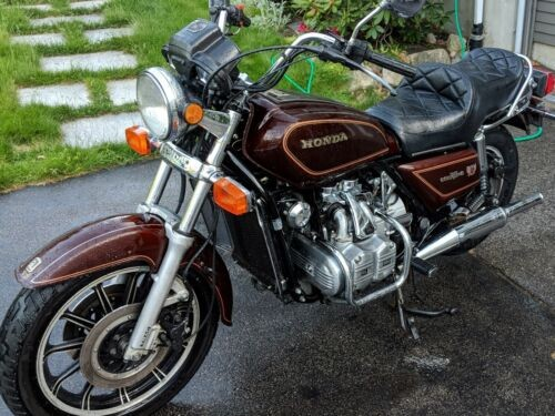 1983 Honda Gold Wing Brown for sale