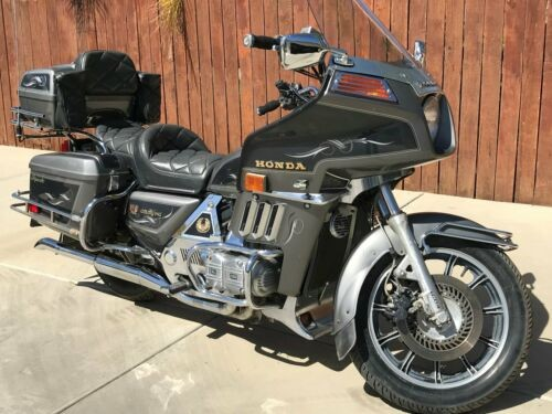1983 Honda Gold Wing Gray for sale