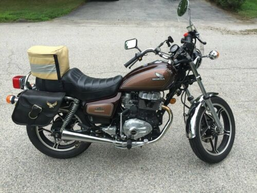 1983 Honda Honda Matic Brown for sale