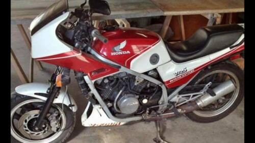 1983 Honda Interceptor craigslist