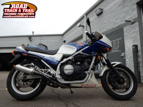 1983 Honda VF-750F V-45 Interceptor -- Blue craigslist