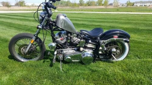1984 Harley-Davidson Shovel Head -- Black craigslist