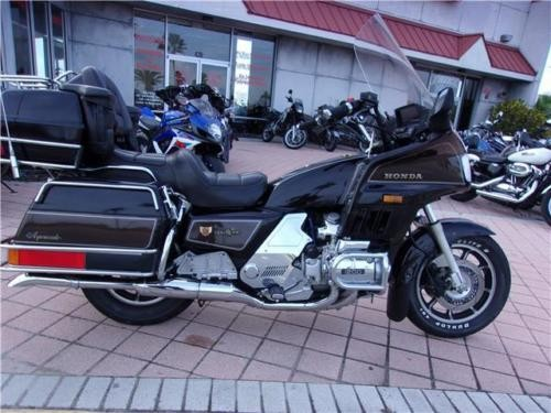 1984 Honda Gold Wing -- Black for sale craigslist