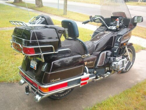 1984 Honda Gold Wing Brown craigslist