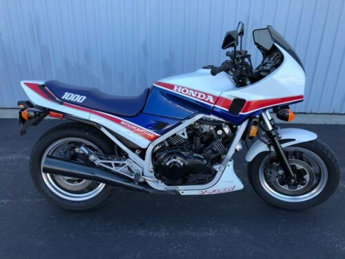 1984 Honda Interceptor Red White and Blue for sale