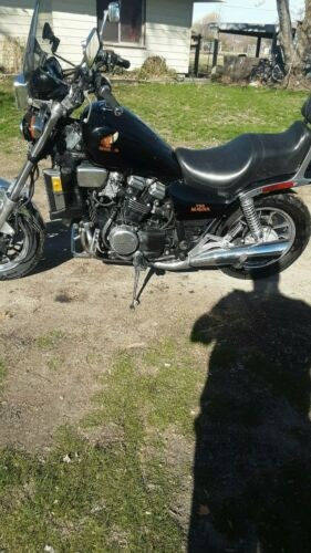 1984 Honda Magna Black for sale