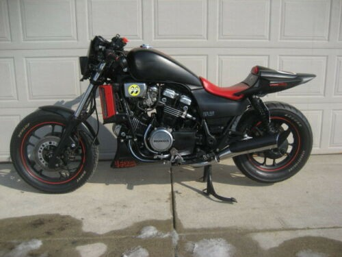 1984 Honda Magna Black for sale craigslist