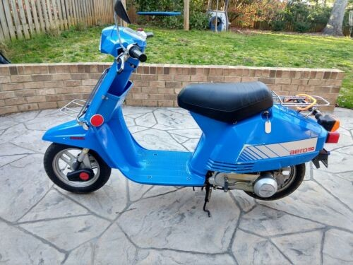 1984 Honda Other Blue for sale craigslist