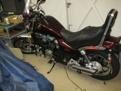1984 Honda V1100C (V65) Magna Burgundy for sale