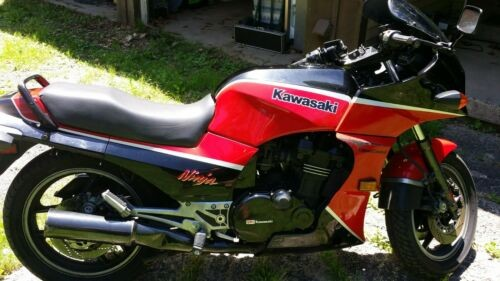 1985 Kawasaki Ninja Black for sale