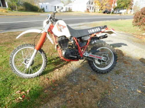 1985 Yamaha TT600 for sale