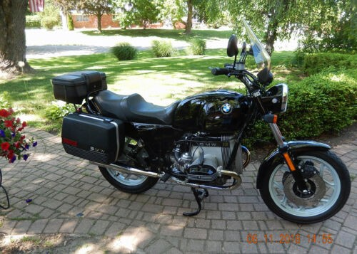 1986 BMW R-Series Black for sale craigslist