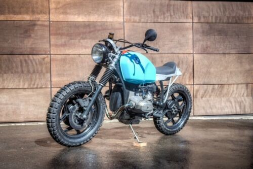 1986 BMW R-Series Blue for sale