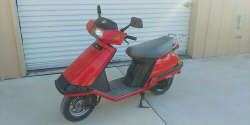 1986 Honda Elite Red for sale craigslist