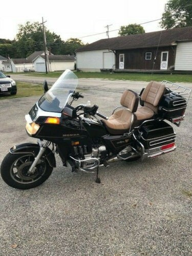 1986 Honda Gold Wing Black for sale