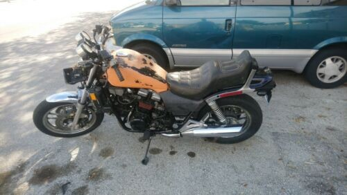 1986 Honda Magna Black for sale craigslist