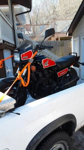 1986 Honda Nighthawk for sale craigslist