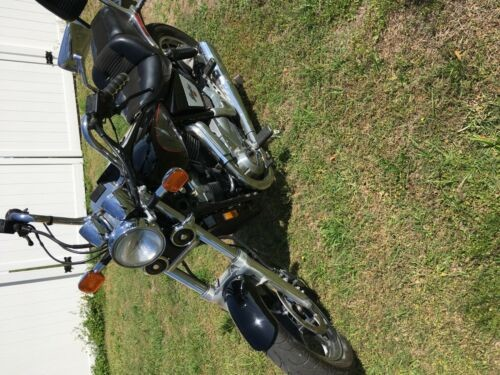 1986 Honda Shadow Black craigslist