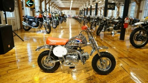1986 Honda Z50R Christmas Special Chrome for sale