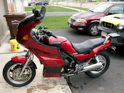 1986 Yamaha FAZER FZX700 Red for sale