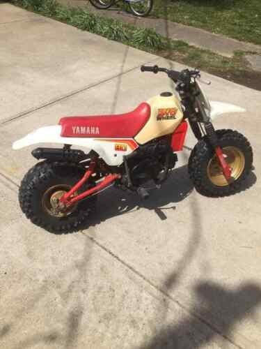 1986 Yamaha Yamaha White for sale craigslist