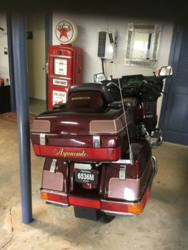 1987 Honda Gold Wing Wineberry for sale craigslist